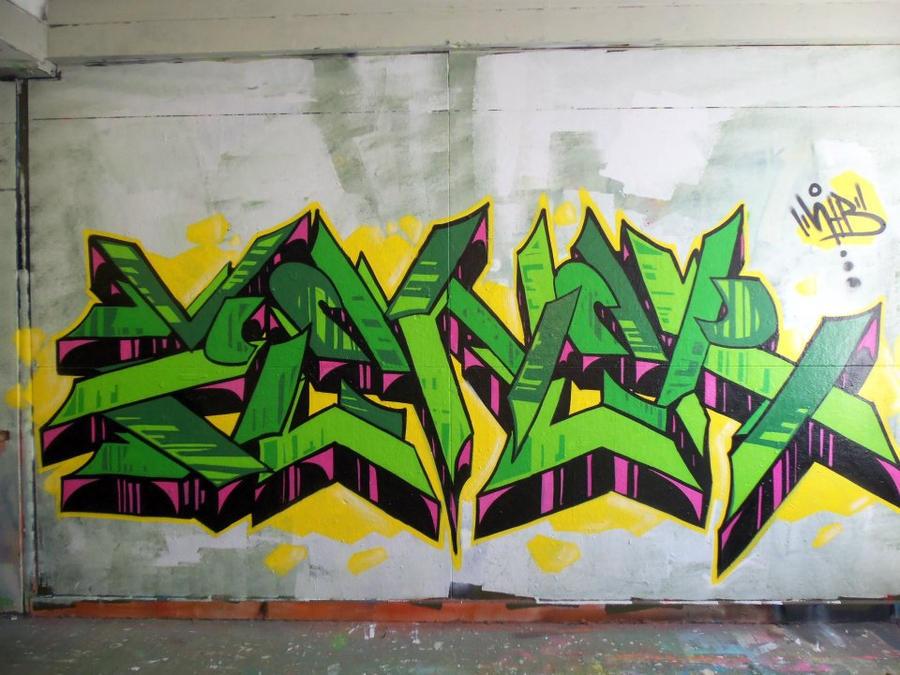 Zener by zeus-one