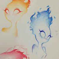 Little Flame by TumbleweedFrenzy