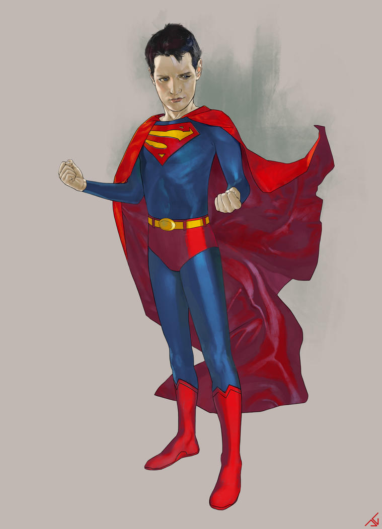 Son of Krypton (Revised) by Gazukiel