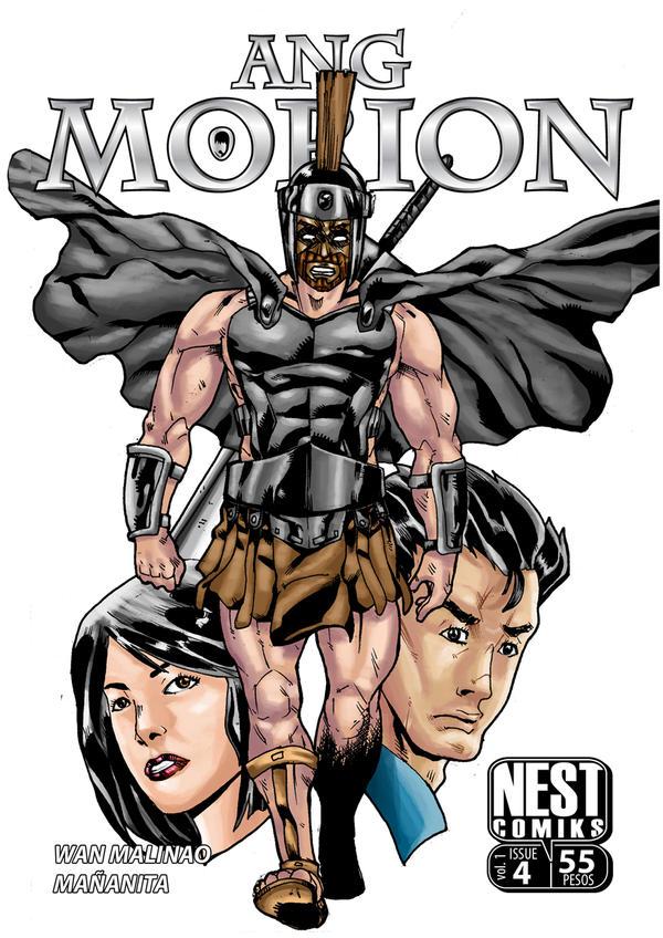 Ang Morion 4 by wansworld