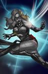 Commish : Ms Marvel petrified by wansworld