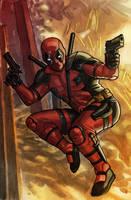 Marvel : Deadpool by wansworld
