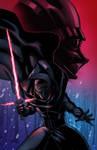 Star Wars : Kylo_Vader