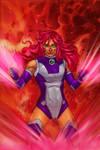 DC Rebirth : Starfire
