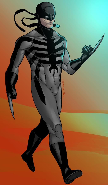 Commish : Black-scorpion by wansworld