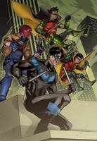 The BatBoys by wansworld