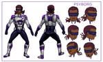 Concept Art : Psyborg by wansworld