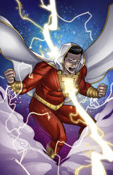 DC : SHAZAM!! by wansworld