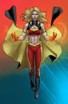 Commish : Pyra by wansworld