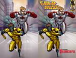 Commish : Gold Rush Cover art
