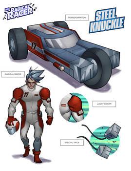 Radical Racer : Steel Knuckle