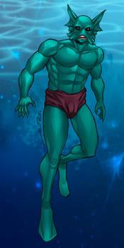 Commish : AquaticMan