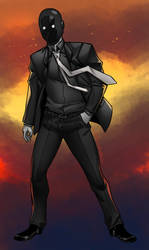 Commish : Agent White