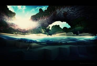 Minecraft Cinematic by KKKaito