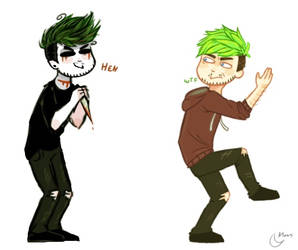 Anti and jack by 1TheMidnightMoon1
