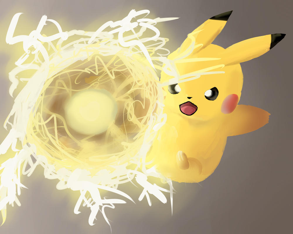 Electro ball by MagicBirdie on DeviantArt