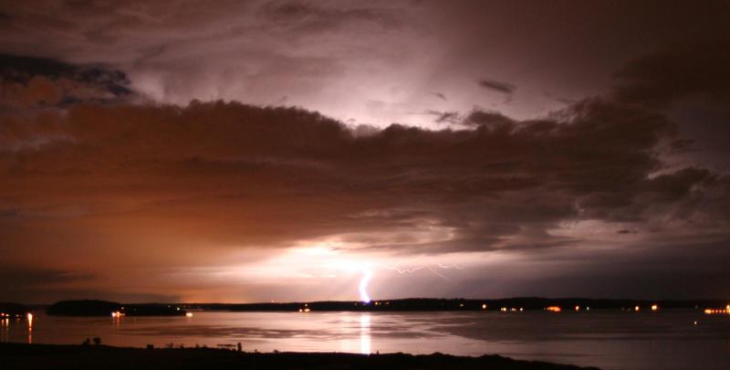 Lightning by qmorley