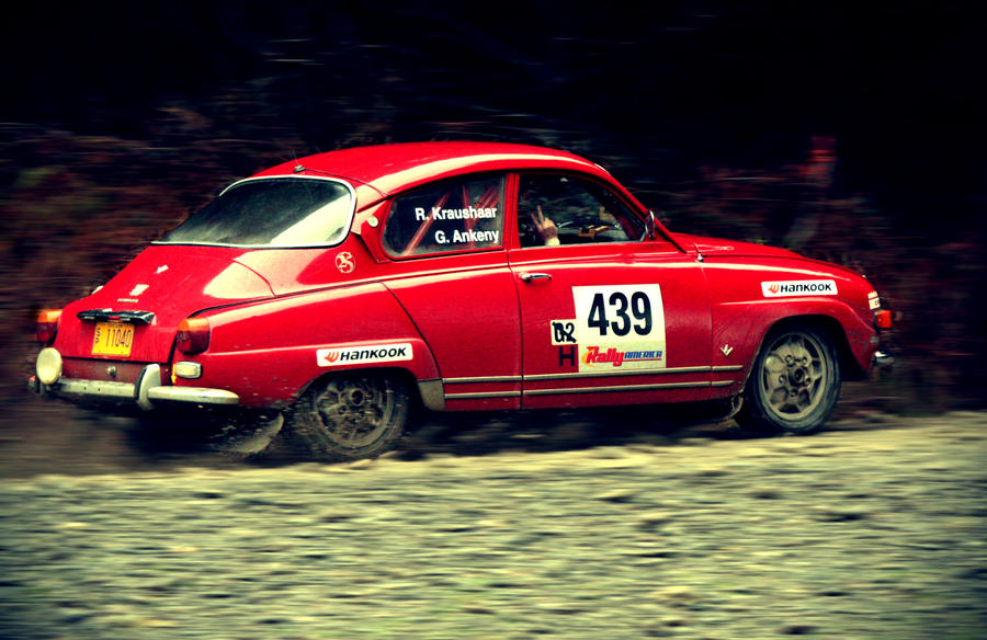 Vintage Rally by qmorley on DeviantArt