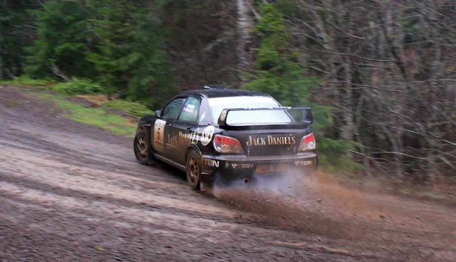 Jack Daniels Subaru by qmorley