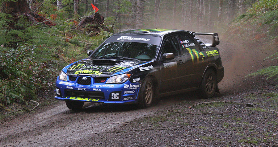 Ken Block at Oregon Trail by qmorley