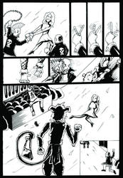 a few pages from Buddha Monkey by RogerPrice00x