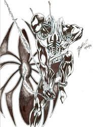 Scarlet Spider by RogerPrice00x