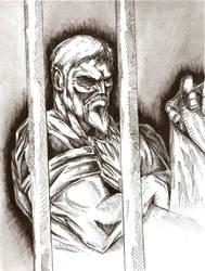 7th Son consept sketch by RogerPrice00x