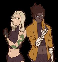 Adrianne and uuuuUUHH