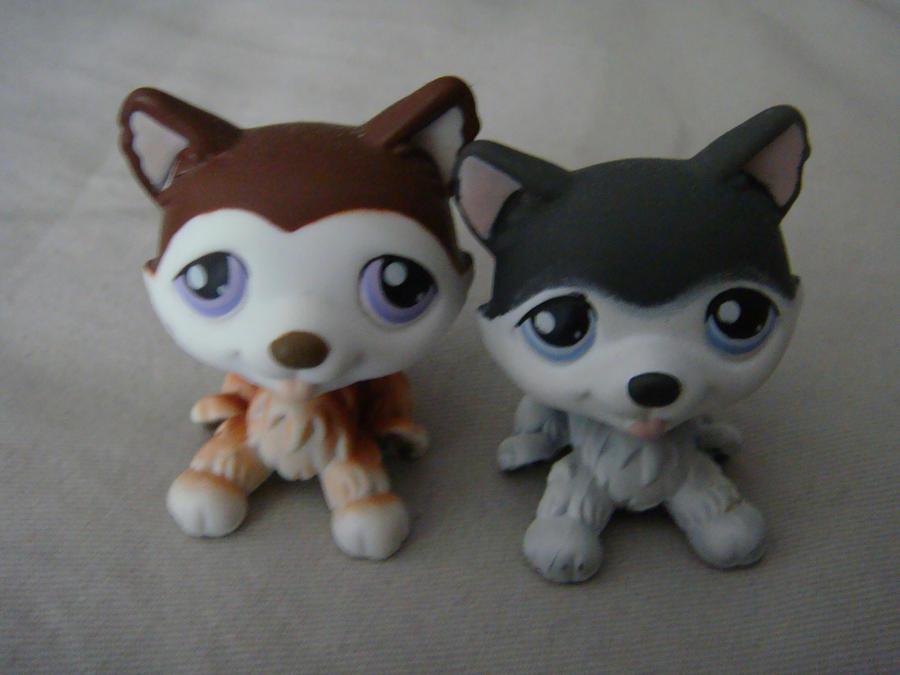 littlest pet shop husky - photo #49