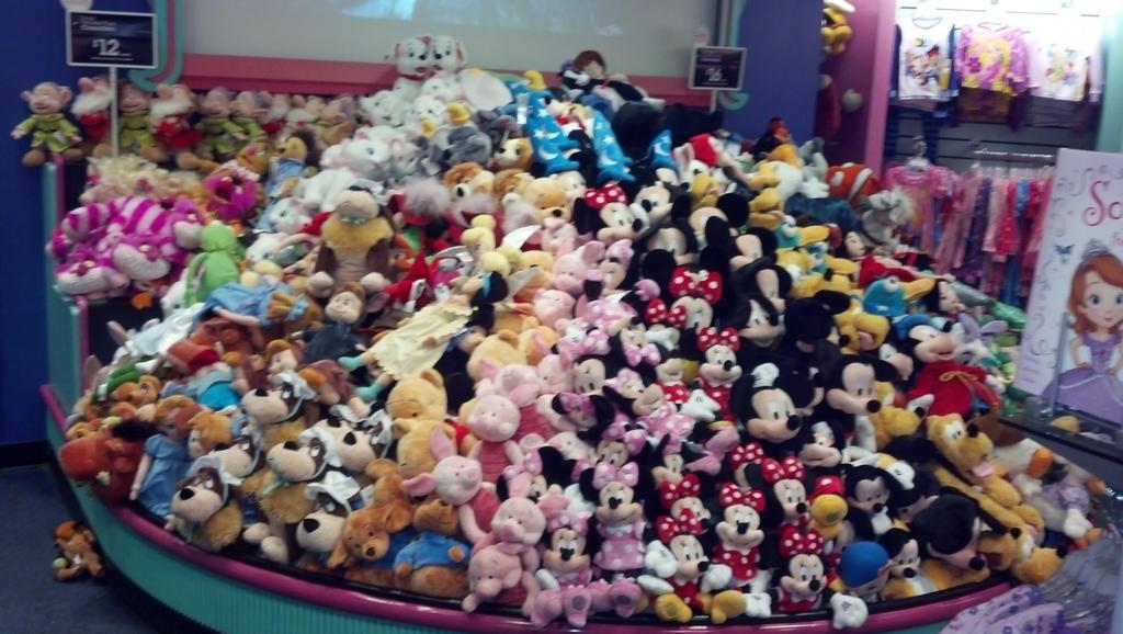 Disney Store Plush Pile! by Vesperwolfy87 on DeviantArt