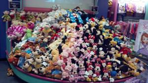 Disney Store Plush Pile!