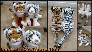 Leosco SOS Tigers 18in