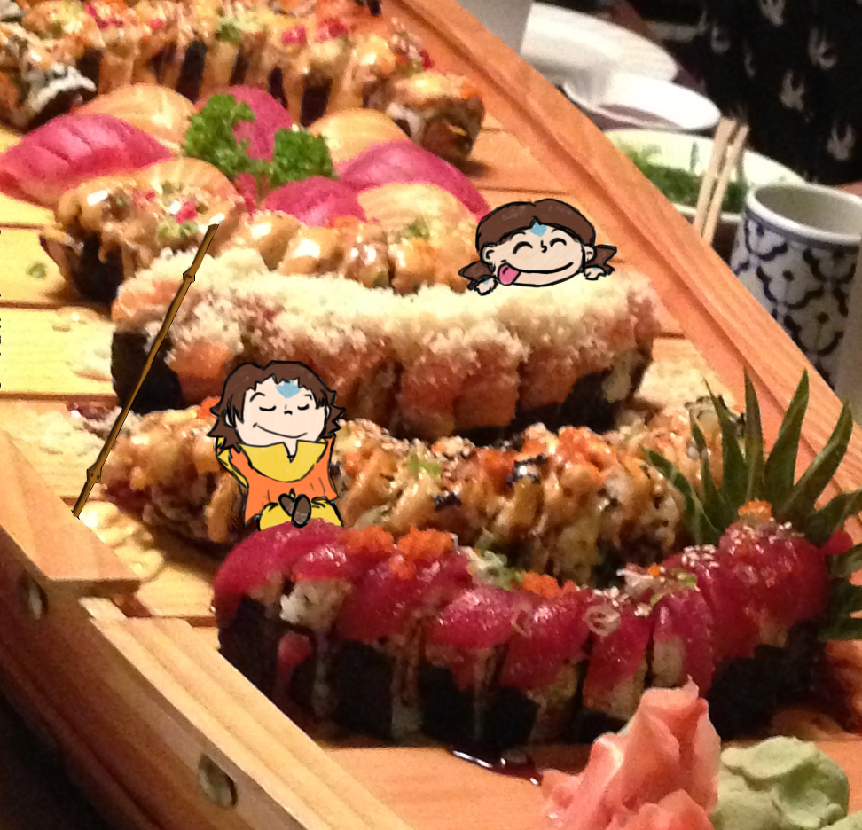 Kidaa Frei Sushi by bea1332