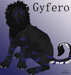 Gyfero Lion-ized by wolfysilver