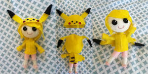 Pikachu Rin