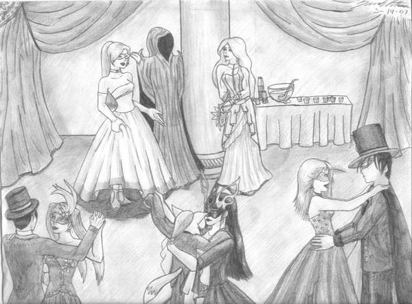 Masquerade Ball By Princess SURprise446