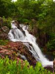 ~ Waterfall ~ by Mio-Shizou