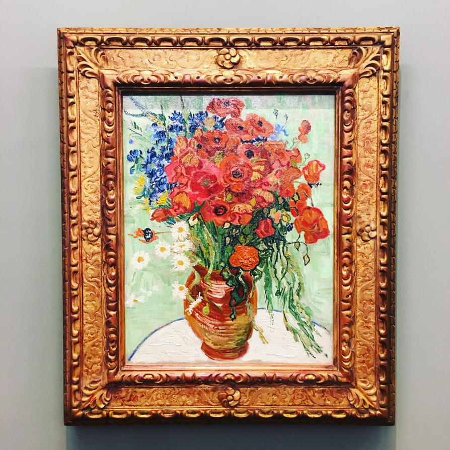 van Gogh in beijing by licher1988