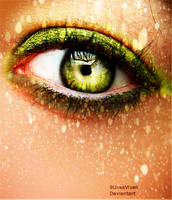 Natures Eyes by 9LivesVixen