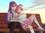 Yuri and Natsuki