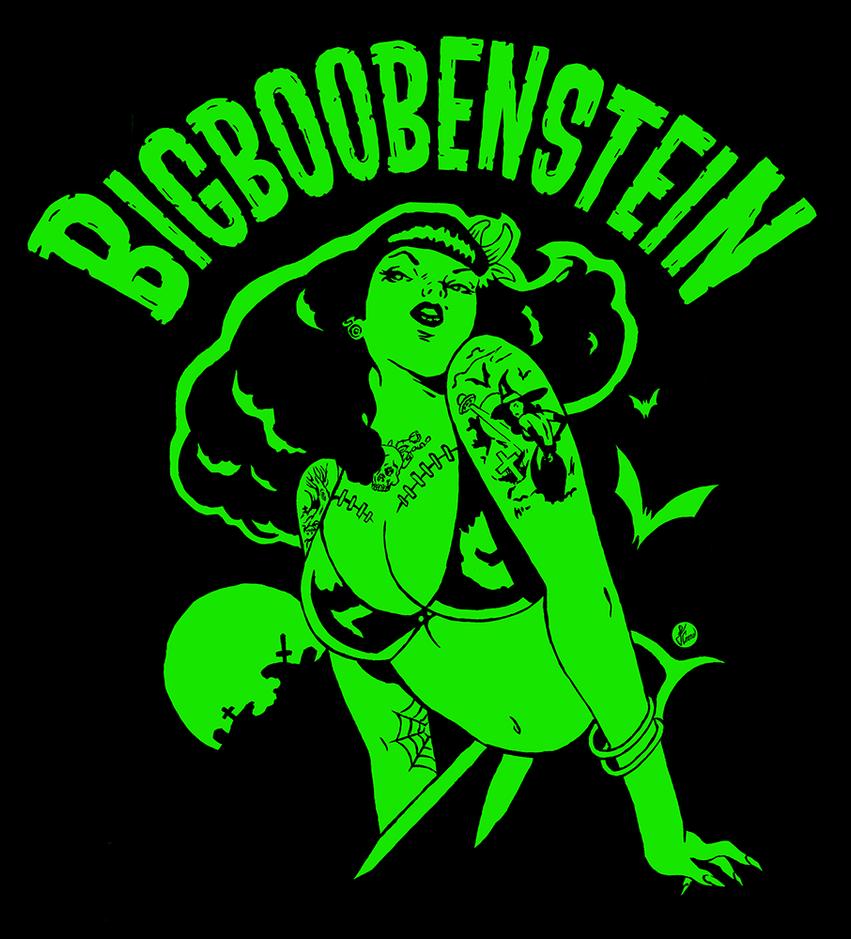 BigBoobenstein 2016 by justintcoons