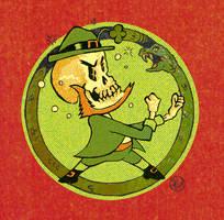 Irish Spike's Drunken Green Label
