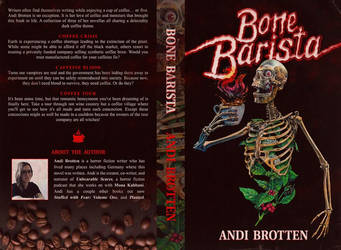 BONE BARISTA Full Book Cover