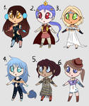 Human point adopts (1/6 OPEN)