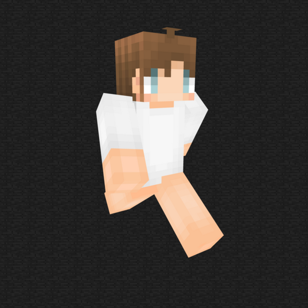 minecraft skin white t shirt f by puhtaito on deviantart