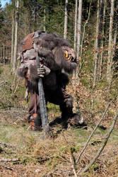 Stormfist the troll in nature by Meatshop-Tattoo