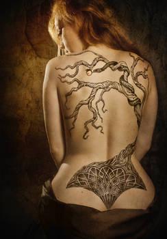 The tree of paradise