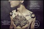 Bali chest tattoo take 2