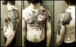 Spirittree of Nippon tattoo