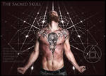 The Sacred Skull tattoo